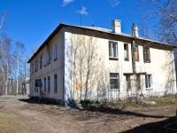 Пермь, улица Боровая, дом 14. многоквартирный дом