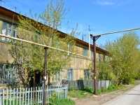 Пермь, улица Боровая, дом 3. многоквартирный дом