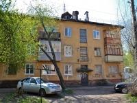 Пермь, улица Боровая, дом 7. многоквартирный дом