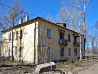 Пермь, улица Гатчинская, дом 4. многоквартирный дом