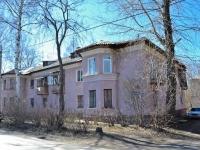 Пермь, улица Гатчинская, дом 14. многоквартирный дом