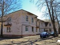 Пермь, улица Гатчинская, дом 16. многоквартирный дом