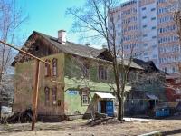 Пермь, Каслинский переулок, дом 4. многоквартирный дом