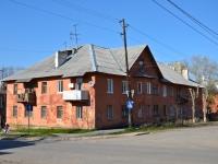 Пермь, улица Нефтяников, дом 12. многоквартирный дом