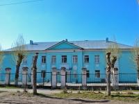 Пермь, улица Нефтяников, дом 6. школа №20