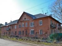 Пермь, улица Нефтяников, дом 10. многоквартирный дом
