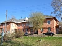 Пермь, улица Нефтяников, дом 14. многоквартирный дом