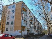 Пермь, улица Братьев Игнатовых, дом 9. многоквартирный дом