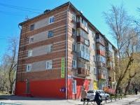 Пермь, улица Братьев Игнатовых, дом 19. многоквартирный дом
