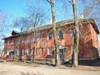 Пермь, улица Беляева, дом 18. многоквартирный дом