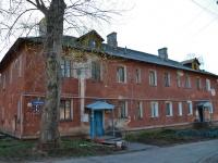 Пермь, улица Беляева, дом 20А. многоквартирный дом