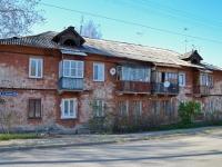 Пермь, улица Беляева, дом 24. многоквартирный дом