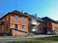 Пермь, улица Беляева, дом 28. многоквартирный дом