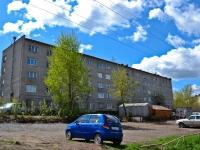 Пермь, улица Беляева, дом 33. общежитие
