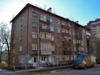 Пермь, улица Качалова, дом 14. многоквартирный дом