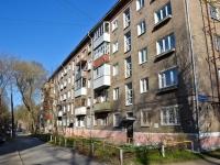 Пермь, улица Качалова, дом 19. многоквартирный дом