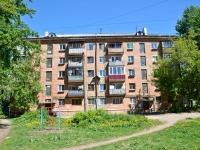 Пермь, улица Качалова, дом 22. многоквартирный дом