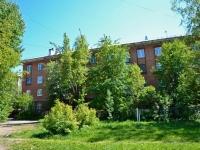 Пермь, улица Качалова, дом 24. многоквартирный дом