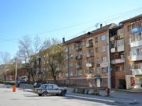 Пермь, улица Комбайнеров, дом 34. многоквартирный дом