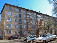 Пермь, улица Комбайнеров, дом 36. многоквартирный дом