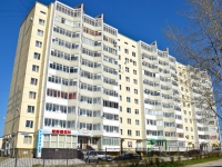 Пермь, улица Комбайнеров, дом 39. многоквартирный дом