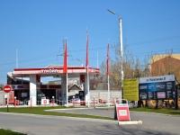 Пермь, улица Комбайнеров, дом 41. автозаправочная станция