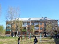 Пермь, улица Комбайнеров, дом 46. многоквартирный дом