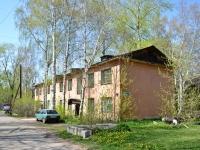 Пермь, улица Герцена, дом 5. многоквартирный дом