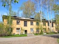 Пермь, улица Герцена, дом 7. многоквартирный дом