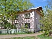 Пермь, улица Детская, дом 4. многоквартирный дом