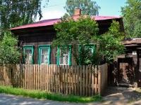 Пермь, улица Подгорная, дом 36. индивидуальный дом