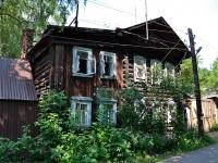 Пермь, улица Подгорная, дом 42. многоквартирный дом