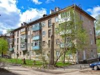 Пермь, улица Гамовская 2-я, дом 22. многоквартирный дом