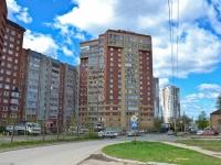 Пермь, улица Милиционера Власова, дом 4. многоквартирный дом