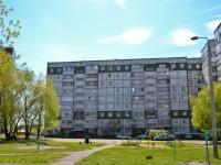 Пермь, улица Милиционера Власова, дом 15. многоквартирный дом