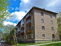 Пермь, улица Давыдова, дом 25. многоквартирный дом