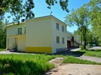 Пермь, улица Давыдова, дом 12. детский сад Созвездие Unicus