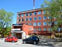 Пермь, улица Давыдова, дом 13. музей Музей истории Индустриального района