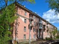 Пермь, улица Леонова, дом 23. многоквартирный дом