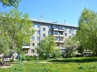 Пермь, улица Леонова, дом 10. многоквартирный дом