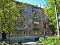 Пермь, улица Леонова, дом 13. многоквартирный дом
