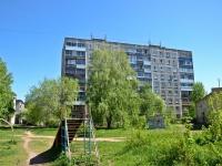Пермь, улица Глинки, дом 3А. многоквартирный дом