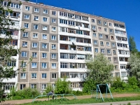 Пермь, улица Глинки, дом 11. многоквартирный дом