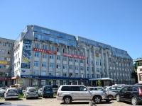 Пермь, улица Героев Хасана, дом 9А. офисное здание
