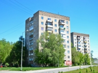 Пермь, Чкалова ул, дом 4