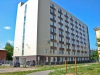 Пермь, улица Клары Цеткин, дом 10А. офисное здание