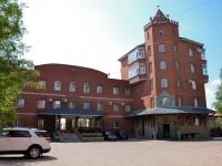 """Пермь, улица Клары Цеткин, дом 14Б. гостиница (отель) """"Визит"""""""
