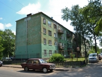 Пермь, улица Коминтерна, дом 10. многоквартирный дом