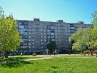 Пермь, улица Чердынская, дом 19. многоквартирный дом