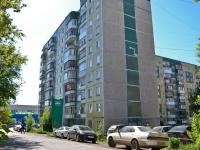 Пермь, улица Елькина, дом 7. многоквартирный дом